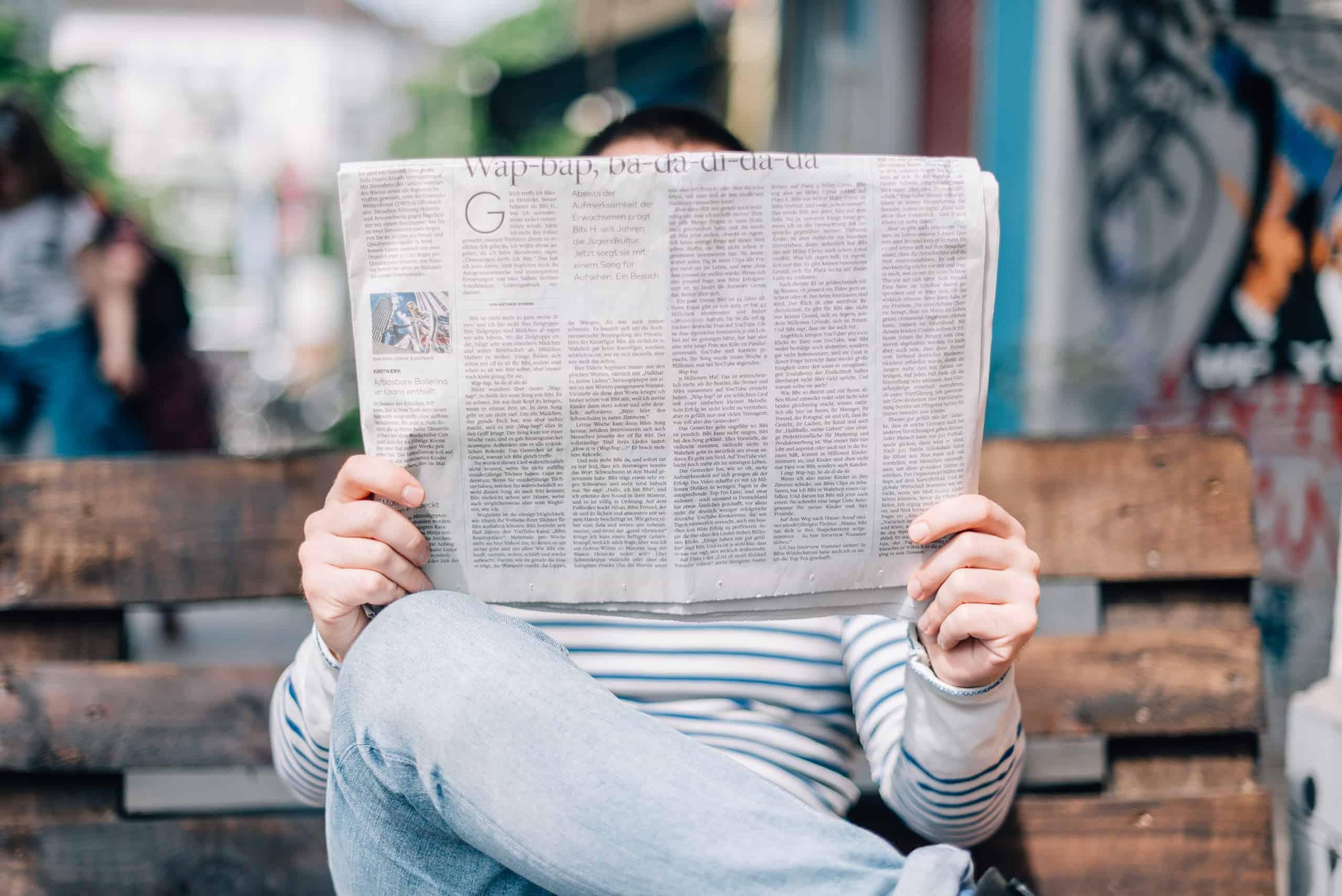 Leuk stukje in het Noord-Hollands Dagblad   Lichtjes actie
